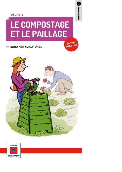 Guide pratique du compostage et du paillage